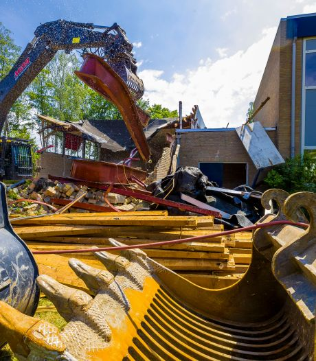 Schoolgebouw KlimOp tegen de vlakte: na de zomer start nieuwbouw