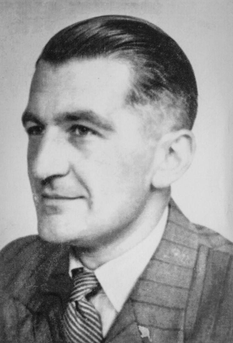 Louis Houtappel (1905-1963) en zijn vrouw Dientje Hout- appel-Pasma (1914-1985) boden Paula elf maanden lang een onderduikadres. Hoewel zijn verdiensten voor de hulp aan Joodse onderduikers bekend waren, kreeg hij een berisping omdat hij met hulp van zijn zwager een functie had verkregen bij de bezetter. Hij kreeg nooit erkenning voor zijn verzetswerk. Beeld Anke Houtappel