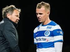De Graafschap-trainer De Jong: Moeten vrijuit gaan voetballen
