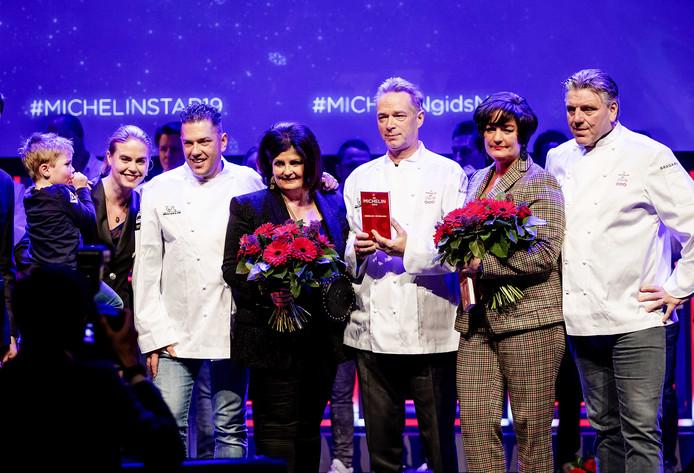 In december behield de Librije al de drie Michelinsterren. Nu volgt de beste Restaurantaward.