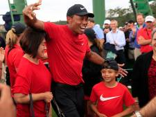 Nike haakt direct in op succes Tiger Woods