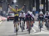 Vos wint Amstel Gold: 'Ben niet bezig met bingokaarten'