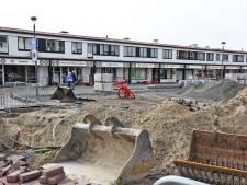 Vernieuwd Duinplein in Cadzand-Bad is half mei klaar