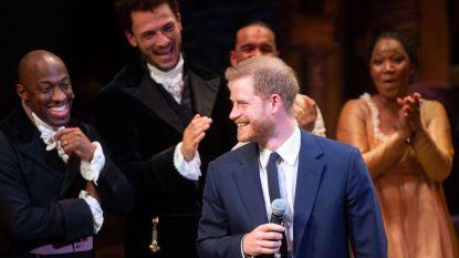 Zo klinkt een zingende prins Harry
