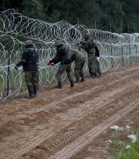 Le parlement polonais autorise la construction d'un mur à la frontière avec le Bélarus