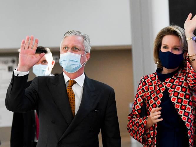 Coronacrisis ook in Laken voelbaar: koningshuis levert 342.000 euro in
