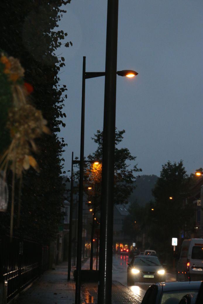 Essen gaat de straatverlichting allemaal omvormen tot ledverlichting.