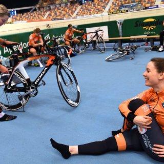 Na haar val op de Spelen rijdt Laurine van Riessen alweer de WK. 'Iedereen had goud, behalve ik'