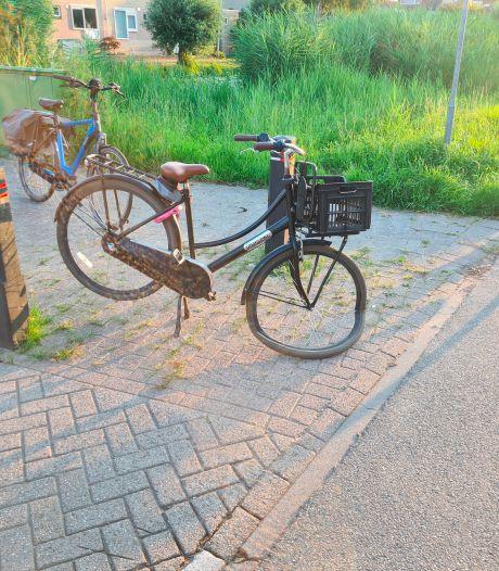 Kind op fiets gewond bij aanrijding