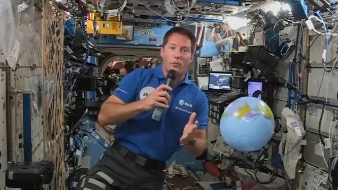 Magnetometer van UHasselt succesvol geïnstalleerd in ruimtestation ISS