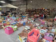 """Les bénévoles du centre de dons pour sinistrés de Jemeppe mis à la porte: """"On se trouve au pied du mur"""""""