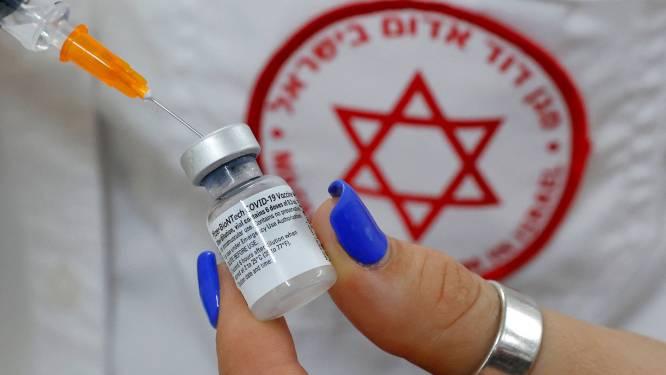 """Pfizer-vaccin iets minder effectief bij deltavariant in Israël, """"maar nog altijd sprake van een sterk effect"""""""