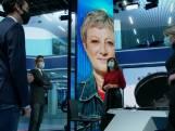 VTM NIEUWS-ankers brengen hulde aan Martine Tanghe