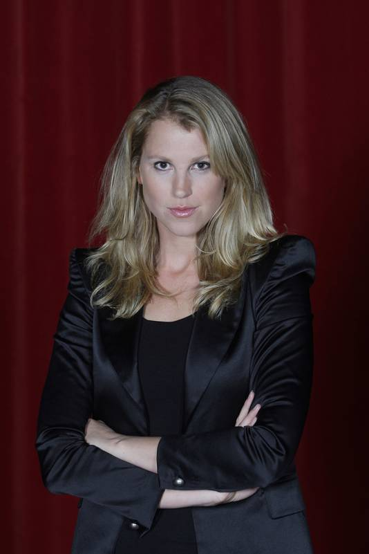 Jojanneke van den Berge maakt een serie over prostitutie en vrouwenhandel.