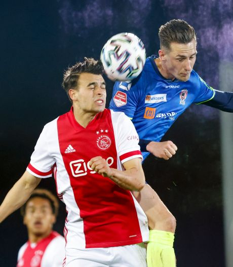 Samenvatting | Jong Ajax - TOP Oss