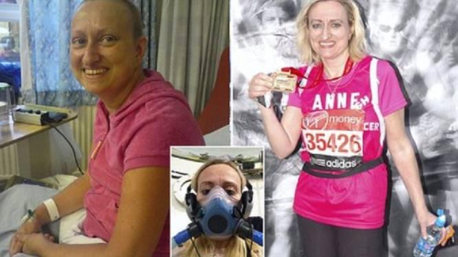 Kankerpatiënte wil ziekte verslaan door gezond te leven