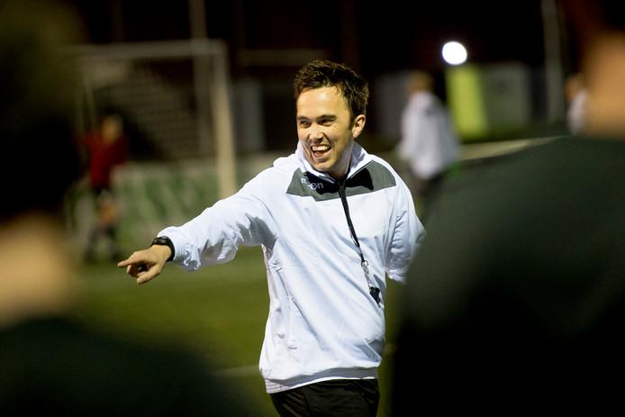 WSV trainer Jordy Vakkert.