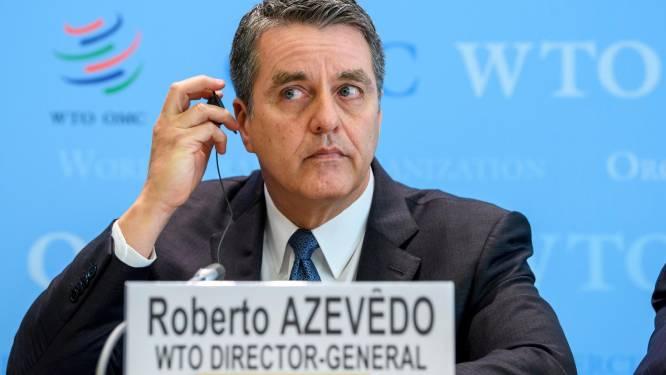 WTO verlaagt verwachting voor wereldhandel fors