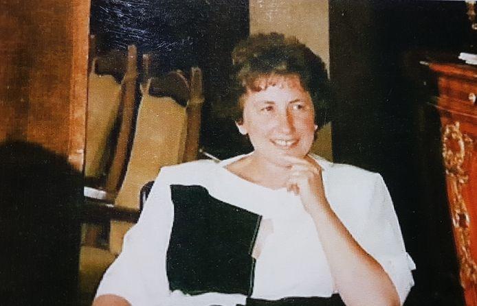 Slachtoffer Josée Widdershoven.
