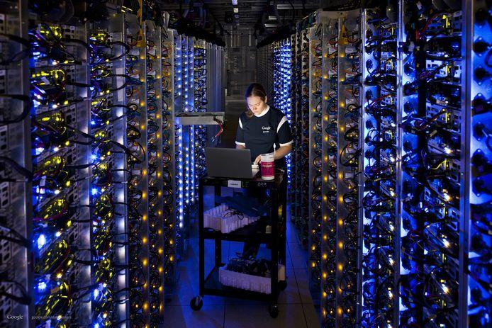 Google datacentrum