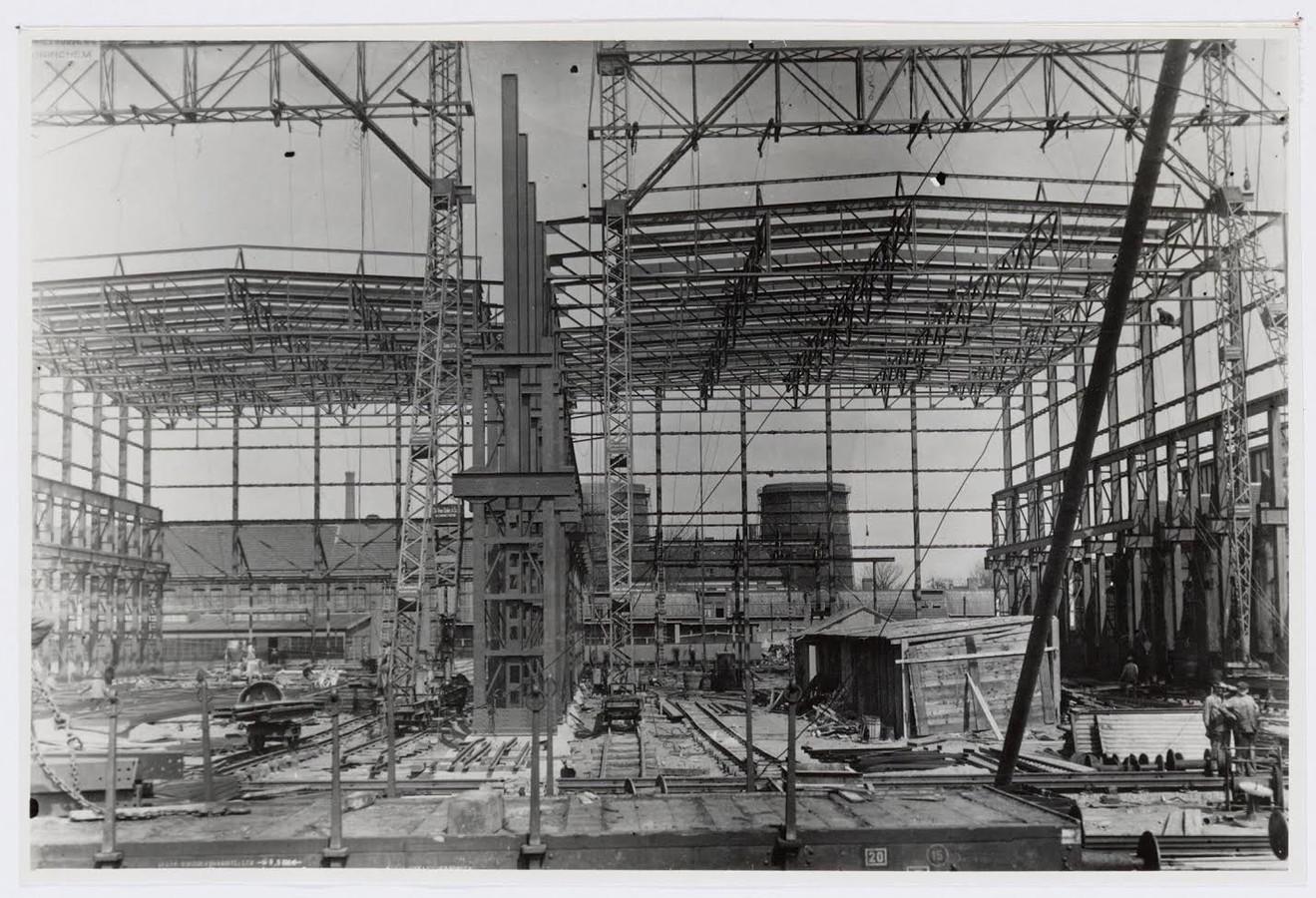 Een foto van de Lochal ergens begin jaren dertig.