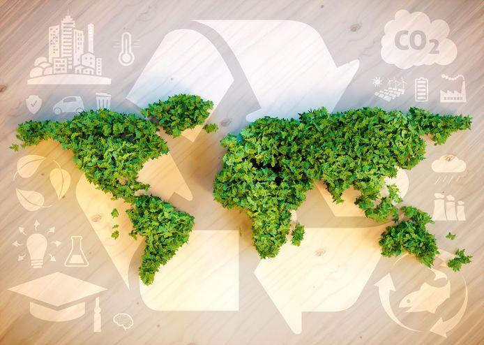 Als bezorgde burger kan je je eigen levensstijl aanpassen om je ecologische voetafdruk te verkleinen.