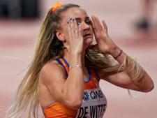 De Witte niet naar finale 400 meter: 'Balen, ik had daarbij moeten staan'