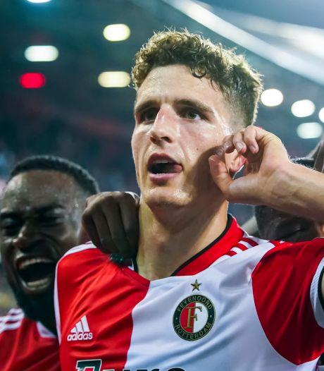 Matchwinner Til geïrriteerd na late zege Feyenoord: 'Ik vind dit niet kunnen, kom op man'