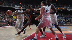 Belgian Lions geven zege uit handen tegen Frankrijk