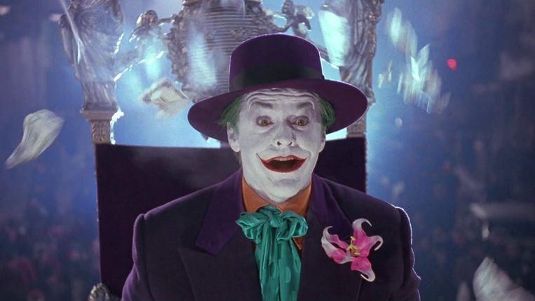 Jack Nicholson als Joker Beeld