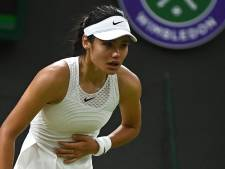 Tieners Raducanu en Gauff uitgeschakeld op Wimbledon