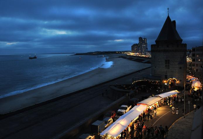 Archiefbeeld: De nachtmarkt van Vlissingen