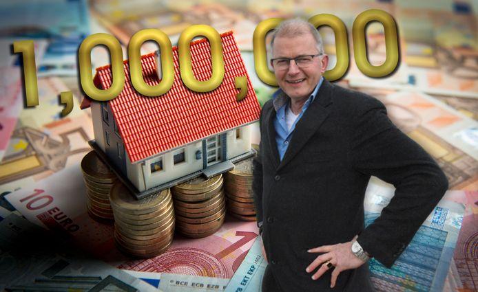 Edwin Wouters ontdekte dat de ozb-belasting te hoog is in Woerden.