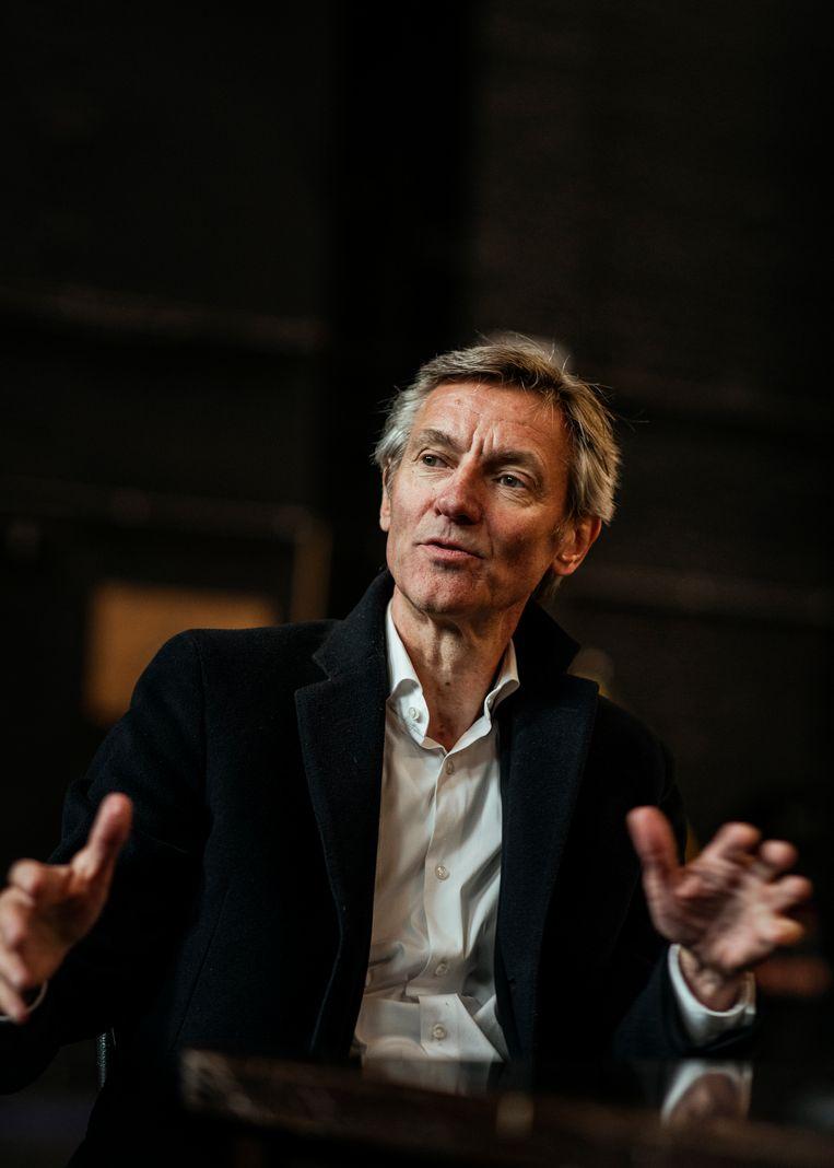 'Ik wil niet dat we dit moment aangrijpen om de kathedralen van de kunstgeschiedenis bij het groot huisvuil te zetten.' Beeld Tim Coppens