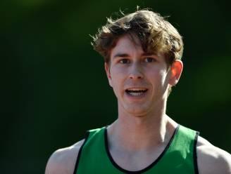 """Yoran Deschepper loopt snelle 100m in Oordegem: """"Technisch een goeie wedstrijd gelopen"""""""