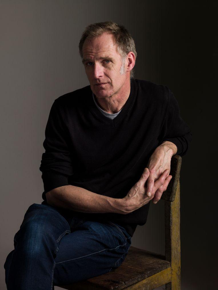 Corbino (Maarten Corbijn, Strijen 1959) is fotograaf, filmmaker en schrijver. Het bij uitgeverij Komma te verschijnen fotoboek Corbino's Bijbel brengt veertig jaar portretten en ontmoetingen samen in tien bijbelhoofdstukken. De foto's worden vergezeld door teksten die duiding geven aan het oeuvre en de wortels van deze domineeszoon. Beeld Koos Breukel