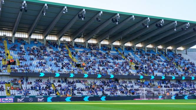 Club Brugge vreest verkeersdrukte en spoort fans aan tijdig te vertrekken