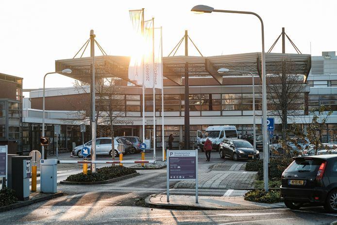Het SKB ziekenhuis in Winterswijk.