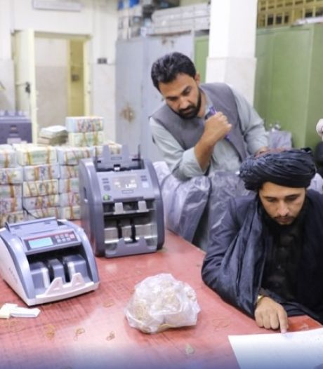 12,3 millions de dollars en liquide et des lingots d'or retrouvés chez d'anciens hauts responsables afghans