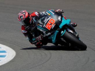 Quartararo troeft de concurrentie opnieuw af in Jerez, Fransman verstevigt leiderspositie in WK