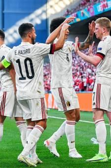 Les chances de la Belgique de remporter l'Euro grimpent à 19 %