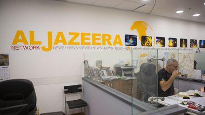 Israël wijst tv-zender Al Jazeera de deur