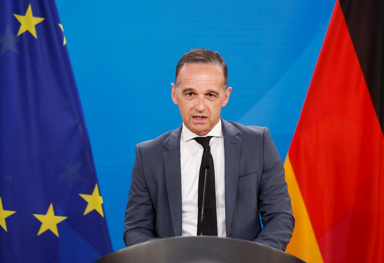 Heiko Maas, ministre des Affaires étrangères