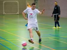 Ex-zaalvoetbalinternational Dick Hulshorst uit Eibergen weer terecht