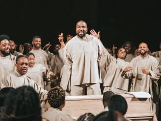 """Kanye West brengt nieuwe religieuze plaat uit """"om de geboorte van Jezus te vieren"""""""