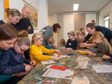 Engelse hype waait over naar Zwammerdam: kliederen in de kerk
