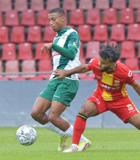 GA Eagles in oefenpot vol fouten en vreemde treffers niet voorbij Belgische eersteklasser Lommel