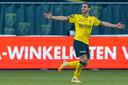 Georgios Giakoumakis maakte dit seizoen al twaalf goals.