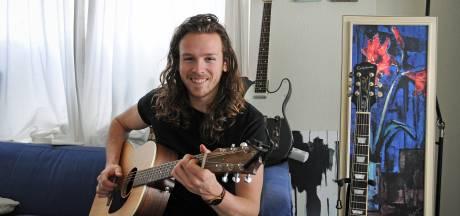 Het geeft Niels energie als mensen hoop halen uit zijn muziek: 'Het moet abstract en toch herkenbaar zijn'