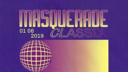 Retro en house op Masquarade Classicx